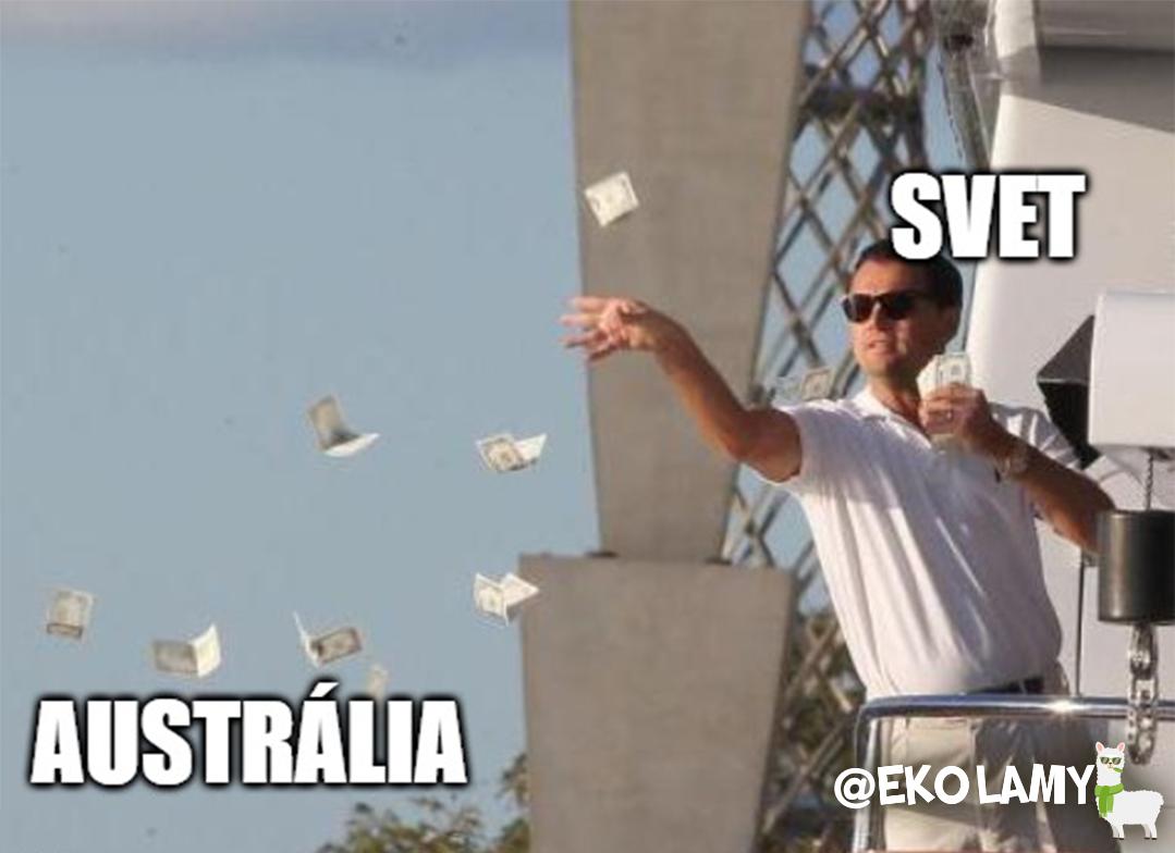 Aktuálna situácia v Austrálii