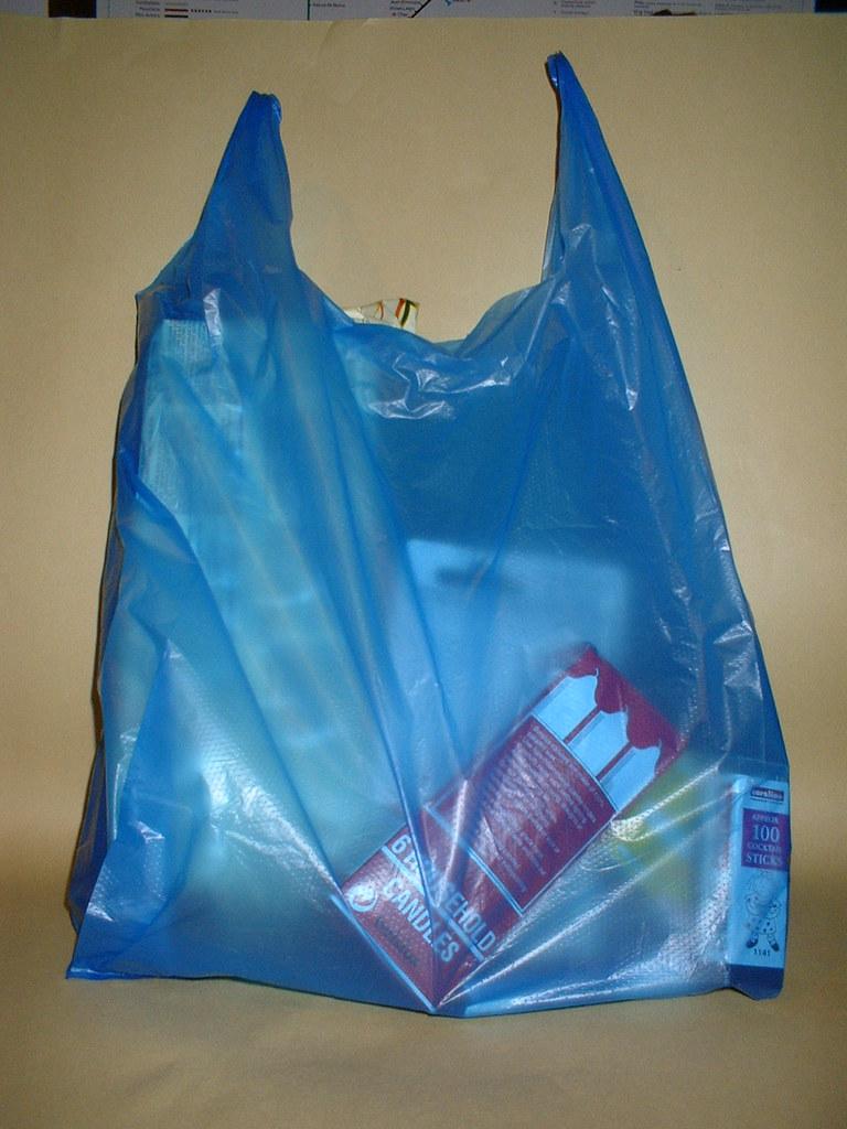 Ako recyklovať/triediť plastové tašky