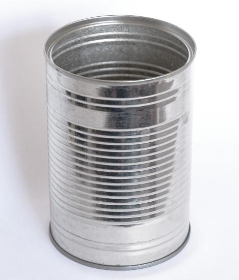 Ako recyklovať/triediť kovové konzervy