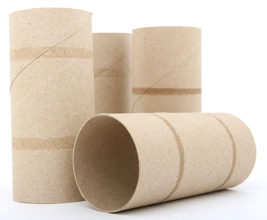 Ako recyklovať/triediť rolka z toaletného papiera