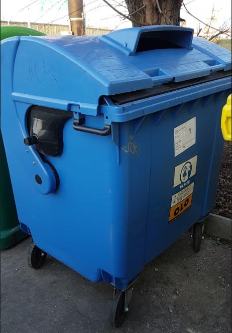 Ako recyklovať/triediť papier