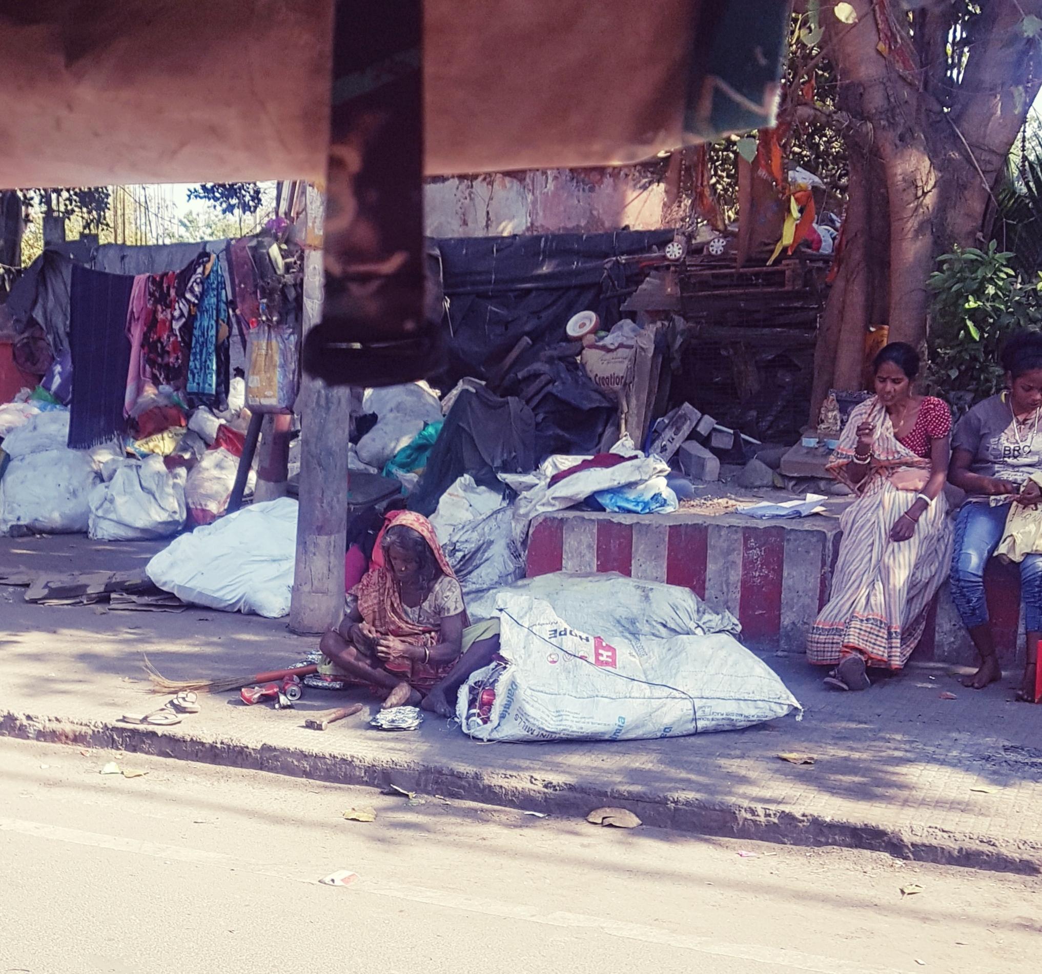 Problém s plastami v Indii