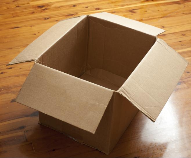 Ako recyklovať/triediť kartónová krabica