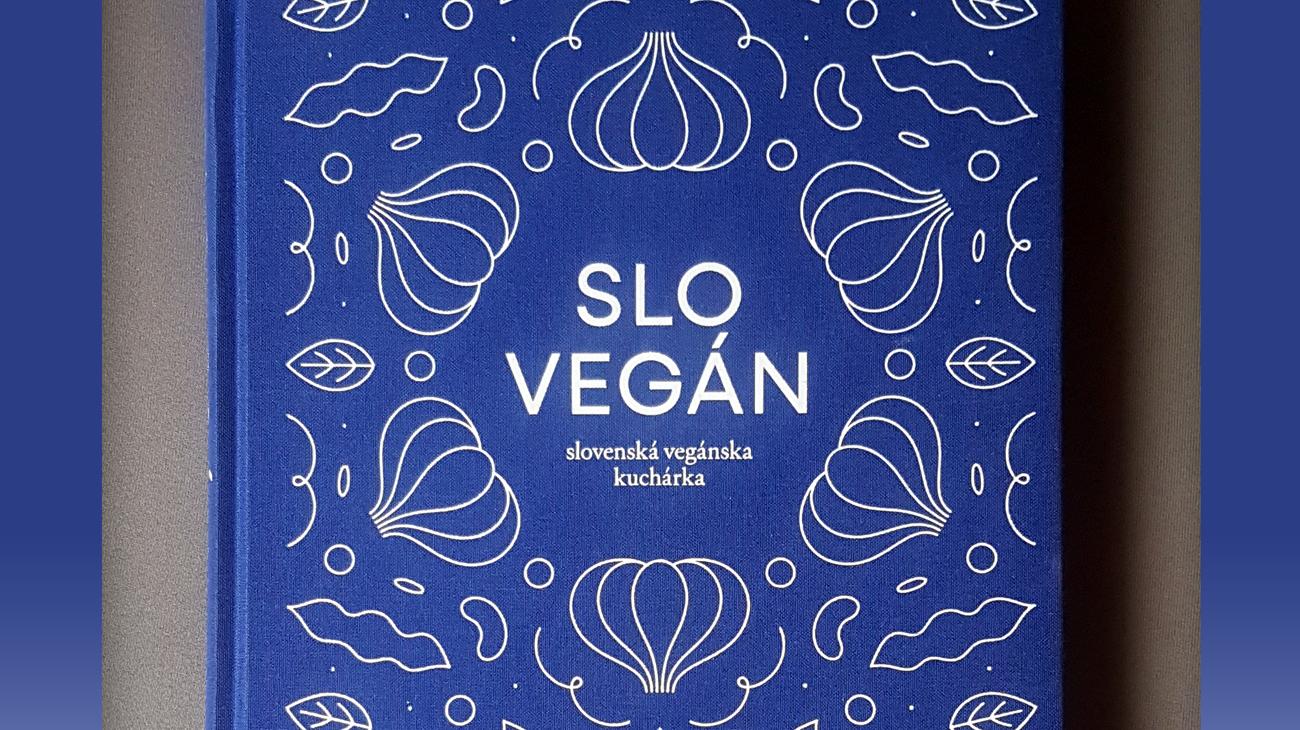 Sútaž o knihu Slovegán od Nikolety Kováčovej