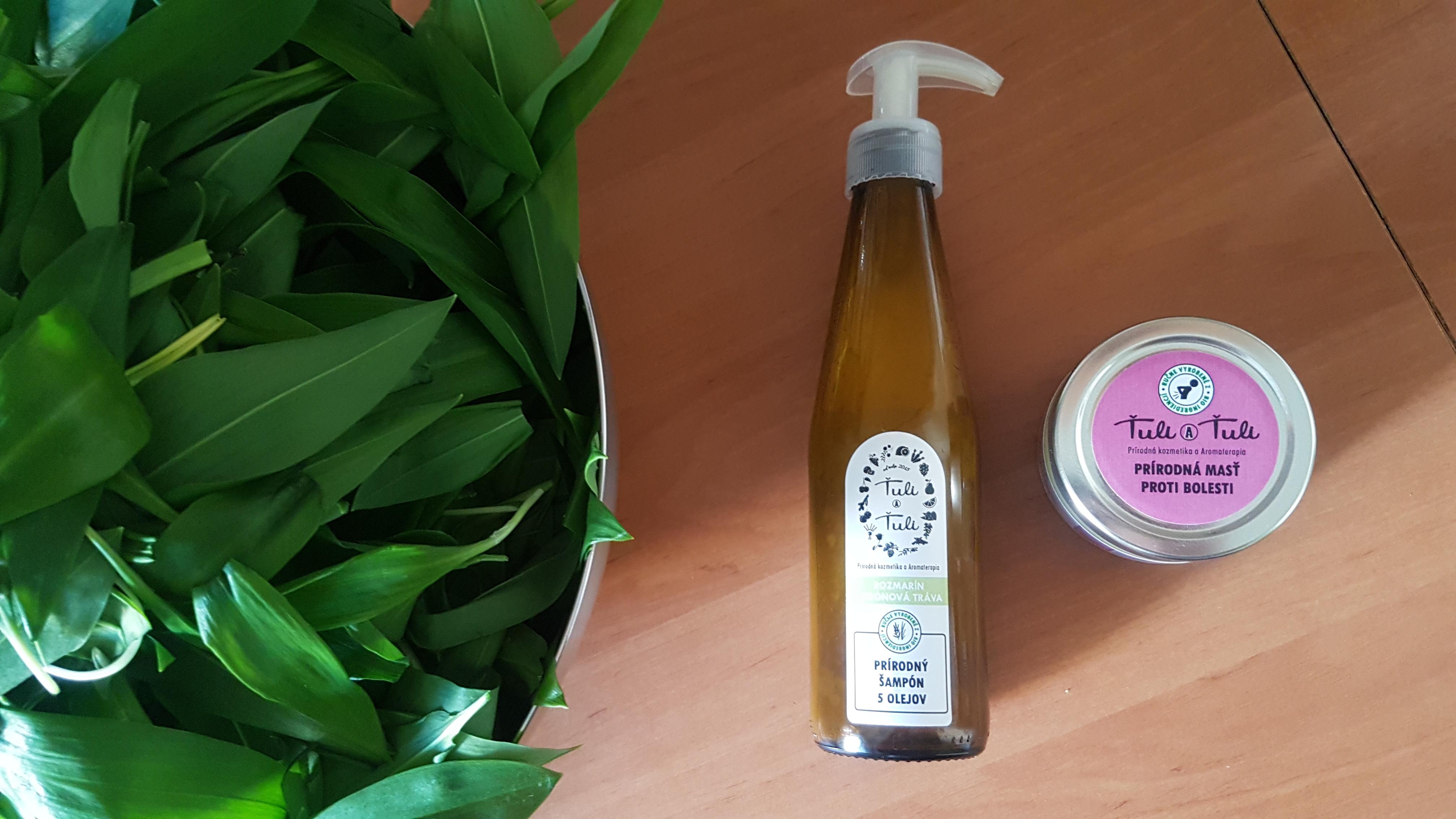 Ťuli A Ťuli - kvalitná prírodná kozmetika