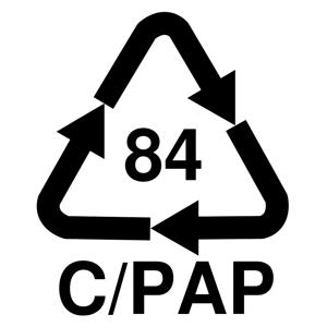 Ako recyklovať/triediť c/pap