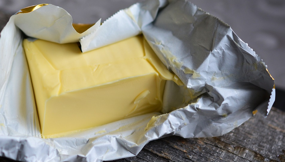 Ako recyklovať/triediť obal od masla