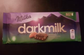 Ako recyklovať/triediť obal od čokolády milka darkmilk