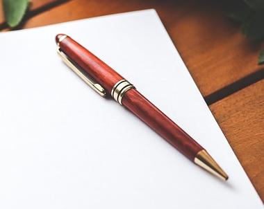 Ako recyklovať/triediť pero