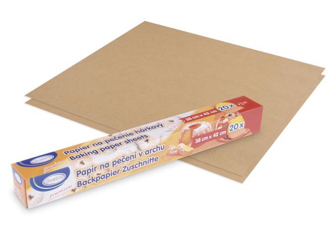 Ako recyklovať/triediť papier na pečenie