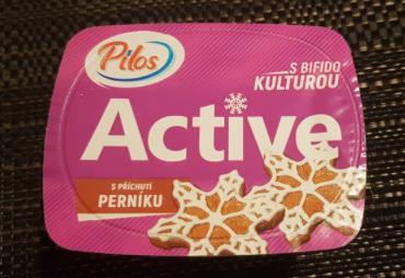 Ako recyklovať/triediť jogurt active perník s bifido kulturou - pilos