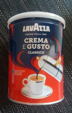 Ako recyklovať/triediť lavazza espresso crema e gusto classico - mletá káva