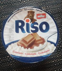 Ako recyklovať/triediť mliečna ryža riso - čokoláda - müller