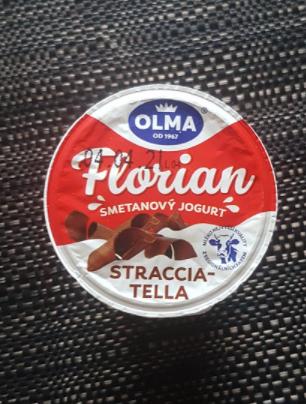 Ako recyklovať/triediť olma florian smetanový jogurt stracciatella