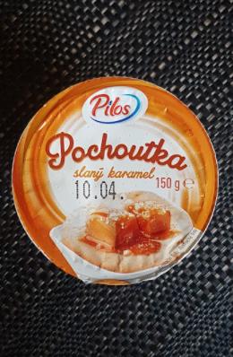 Ako recyklovať/triediť pochoutka slaný karamel pilos