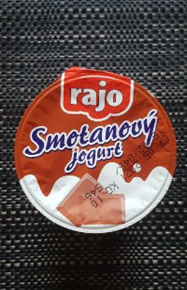 Ako recyklovať/triediť smotanový jogurt čokoláda - rajo