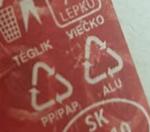 Téglik - PP/PAP , Viečko - ALU