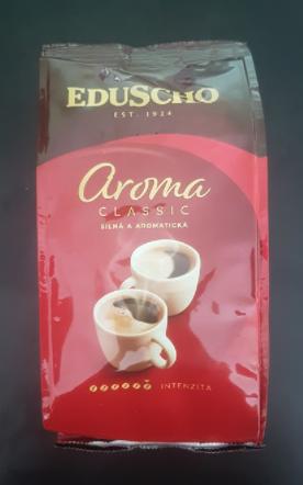 Ako recyklovať/triediť eduscho aroma classic káva mletá