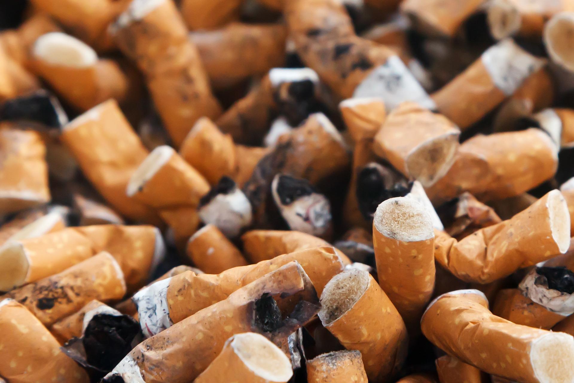 Pravda o cigaretových ohorkoch