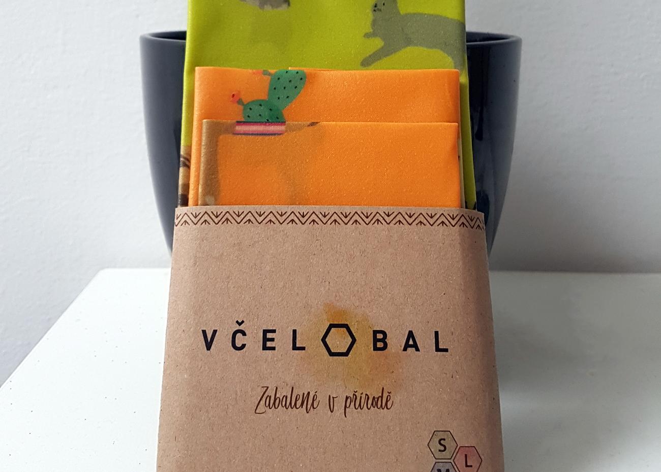 Sútaž o balíček obalov Včelobal